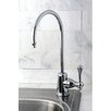 Kingston Brass Vintage Gourmetier Single Handle Water Filtration Faucet