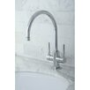 Kingston Brass Concord Double Handle Vessel Sink Faucet