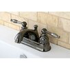 <strong>Water Onyx Double Handle Centerset Bathroom Faucet with ABS/Brass P...</strong> by Kingston Brass