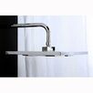 Kingston Brass Claremont Square Shower Head