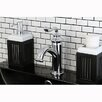 Kingston Brass Royale Single Handle Centerset Bathroom Faucet with Pop-Up Drain