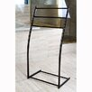 <strong>Kingston Brass</strong> Edenscape Pedestal Towel Rack