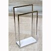 <strong>Kingston Brass</strong> Edenscape Free Standing Pedestal 2-Tier Towel Rack