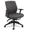 <strong>Aspen Series Mid-Back Multi-Tilt Chair</strong> by Global Total Office