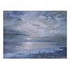 Ren-Wil Ocean Song by Mia Archer Painting Print on Canvas