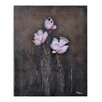 Ren-Wil Organic Floral I by Pierrick Paradis Painting Print on Canvas
