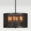 <strong>Livingstone 6 Light Drum Pendant</strong> by Ren-Wil