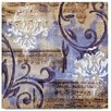 Vertuu Design Inc. Notes and Scrolls I Wall Art