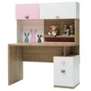 <strong>Bunny Children's Study Desk with Hutch</strong> by New Joy