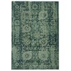 Pantone Universe Expressions Green Oriental Area Rug