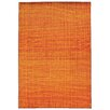 Pantone Universe Expressions Orange Abstract Area Rug