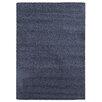 Pantone Universe Focus Grey Shag Area Rug
