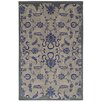 <strong>Color Influence Grey / Blue Distressed Look Rug</strong> by Pantone Universe