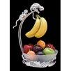 Arthur Court Designs Monkey Banana Fruit Bowl