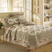 Nostalgia Home Fashions Victorian Crochet Quilt Collection