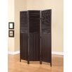 "<strong>70.4"" x 47.75"" Savannah 3 Panel Room Divider</strong> by Stonegate Designs Furniture"