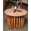 Napa East Collection Stave & Hoop Coffee Table