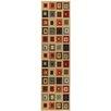 Ottomanson Ottohome Boxes Area Rug