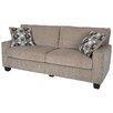 <strong>Serta at Home</strong> Santa Cruz Deluxe Sofa