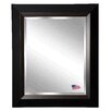 <strong>Rayne Mirrors</strong> Jovie Jane Brown Lining Wall Mirror