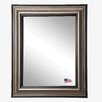 <strong>Rayne Mirrors</strong> Ava Smoked Silver Wall Mirror