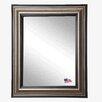 Rayne Mirrors Ava Wall Mirror in Silver