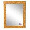 Rayne Mirrors Ava Mosaic Gold Wall Mirror