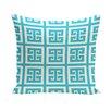 E By Design Geometric Decorative Throw Pillow I