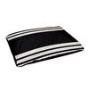E By Design Striped Dog Bed