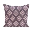 E By Design Animal Magnatism Geometric Decorative Pillow