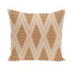 E By Design I-Kat U-Dog Geometric Decorative Pillow