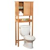 """TMS Bamboo 27.56"""" x 66.93"""" Over the Toilet Cabinet"""