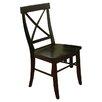 TMS Easton Cross Back Desk Side Chair