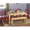 TMS Solano 6 Piece Dining Set