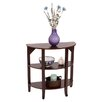 TMS London 3 Tier Hall Console Table