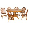 TMS Farmhouse 7 Piece Dining Set