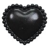 "Linkasink Heart 1.5"" Pop-Up Bathroom Sink Drain"