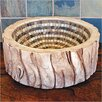 <strong>Carved Marble Tree Bathroom Sink</strong> by Linkasink