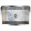 "<strong>30"" x 20"" Stainless Steel Mosaic Farmhouse Kitchen Sink</strong> by Linkasink"