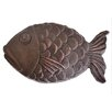 "<strong>Linkasink</strong> Large Fish 1.5"" Pop-Up Bathroom Sink Drain"