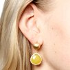 <strong>Disc Drop Earrings</strong> by KC Signatures