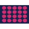 <strong>Thumbprintz</strong> Pod Dots Blue Rug