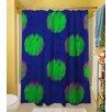 Thumbprintz Big Dots Shower Curtain
