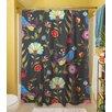 Thumbprintz Early Bird Shower Curtain