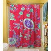 <strong>Thumbprintz</strong> Anima Outline Shower Curtain