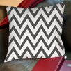 <strong>Thumbprintz</strong> Zig Zag Printed Pillow