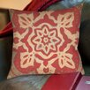 Thumbprintz Golden Medallion Printed Pillow