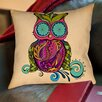 <strong>Thumbprintz</strong> Owl Branch Gregir Printed Pillow