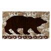 Thumbprintz Wilderness Bear Rug
