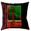 Thumbprintz African Beauty 1 Indoor / Outdoor Pillow